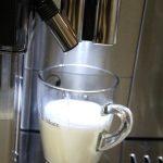 Ein Cappuccino entsteht ...