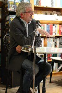 Lesung Wolfgang Burger