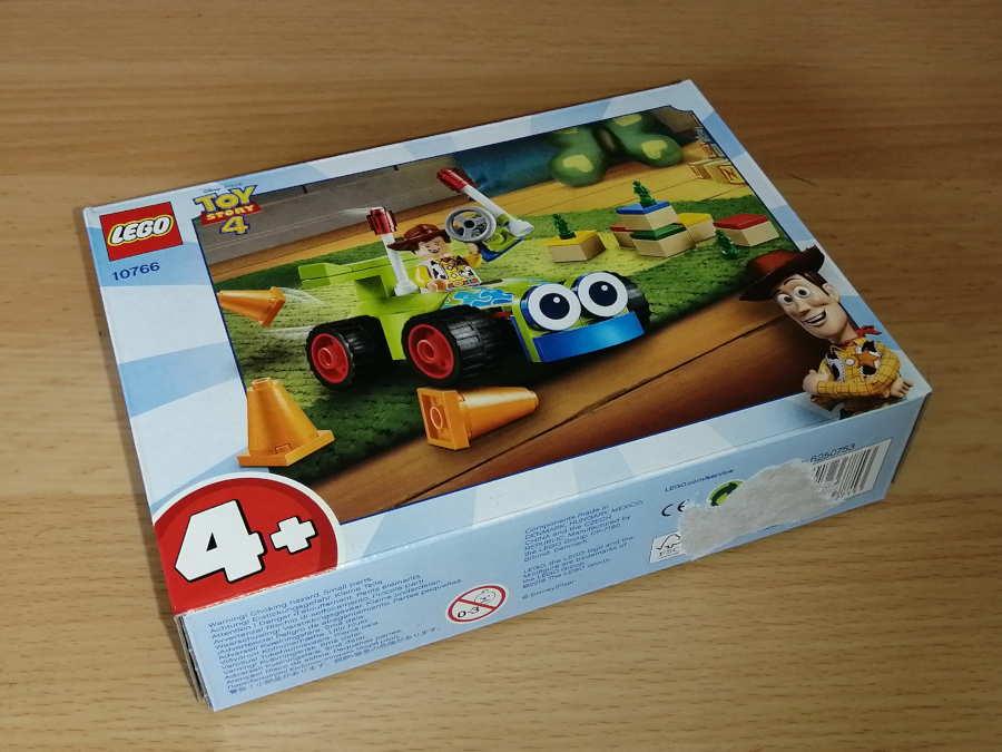 LEGO 10766 - Disney Pixar's Toy Story 4, Woody & Turbo