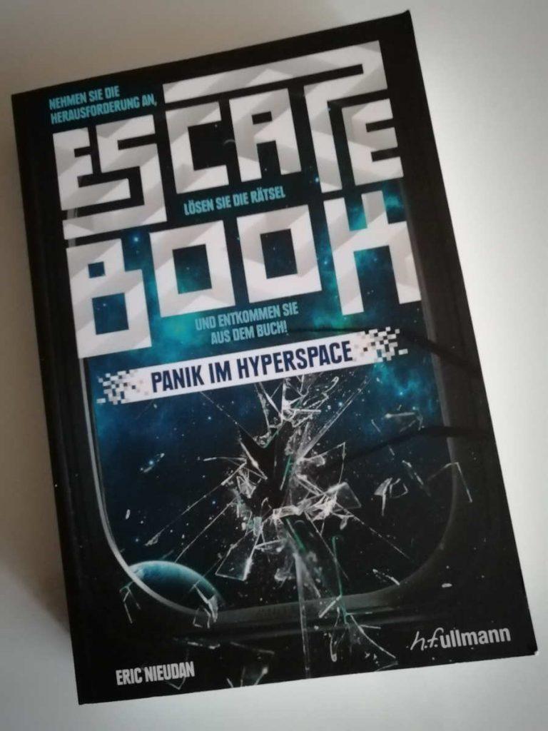 Panik im Hyperspace (c) Carmen Vicari