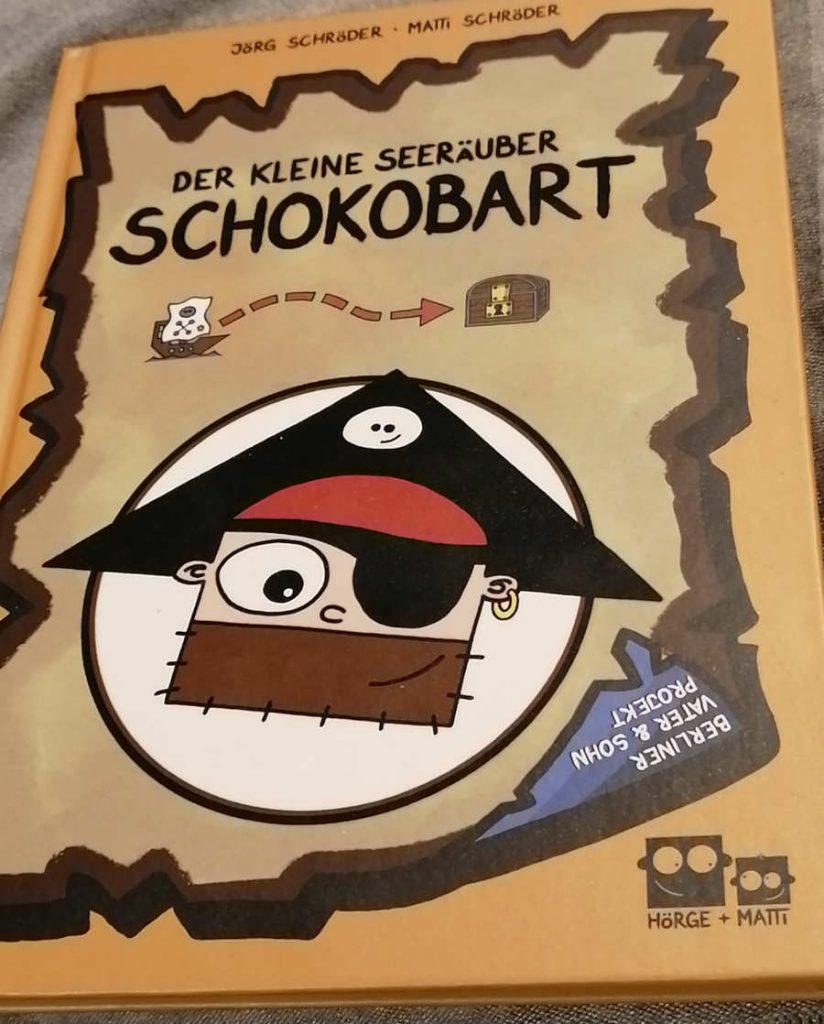 (c) Carmen Vicari Der kleine Seeräuber Schokobart