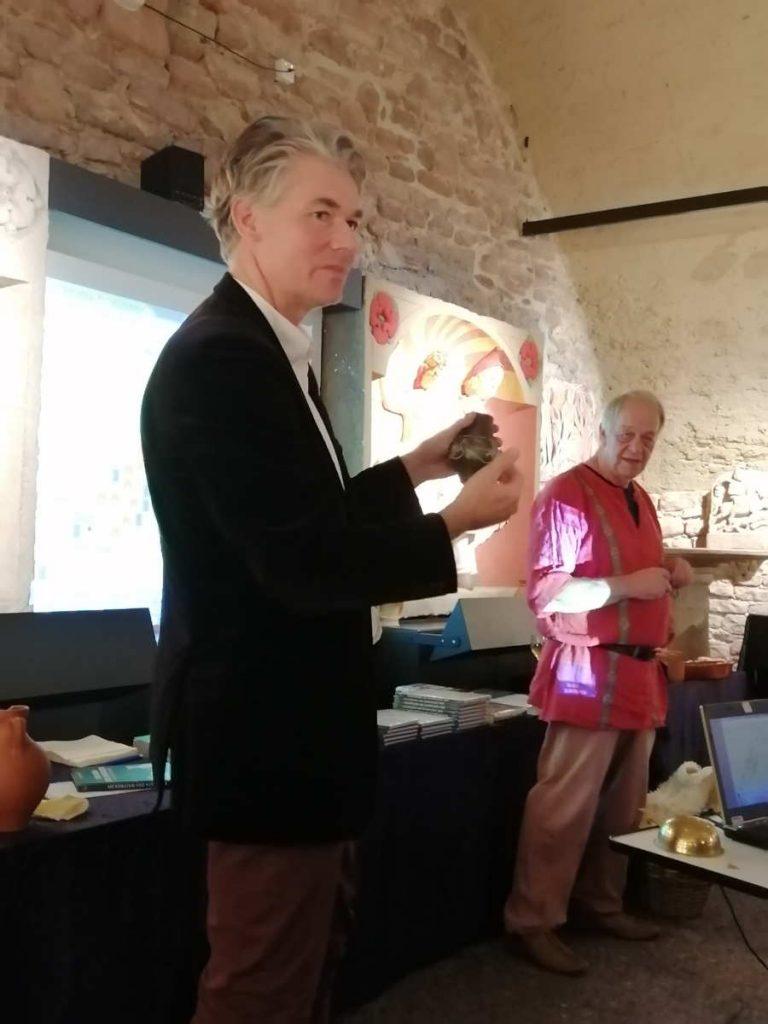 Dr. Andreas Hensen und Michael Kuhn  (c) Carmen Vicari