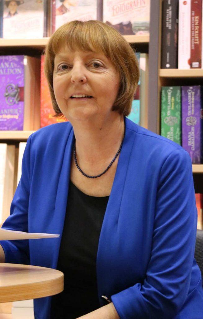 Petra Scheuermann (c) Carmen Vicari