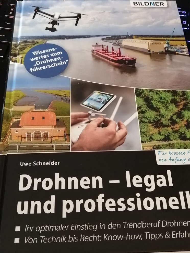 Drohnen - legal und professionell (c) Carmen Vicari